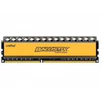 8GB DDR3 - 1600 MHz Crucial Ballistix Tactical CL8 UDIMM 1,5V