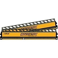 16GB kid DDR3 - 1600 MHz Crucial Ballistix Tactical LP CL8 UDIMM 1,35V, 2x8GB