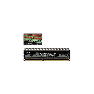 4GB DDR3 - 1866 MHz Crucial Ballistix Tactical Tracer CL9 LED R/G