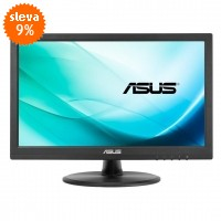"15,6"" LED ASUS VT168N - HD, 16:9, DVI, VGA"