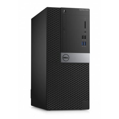 Dell Optiplex 3040M G4400/4GB/500GB/Intel HD/MCR/HDMI/DP/USB/RJ45/DVD-RW/W7P+W10P/3RNBD/Černý