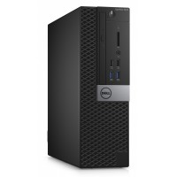 Dell Optiplex 5040S i5-6500/8G/500GB/HD/HDMI/DP/USB/RJ45/DVD-RW/W7P+W10P/3RNBD/Černý