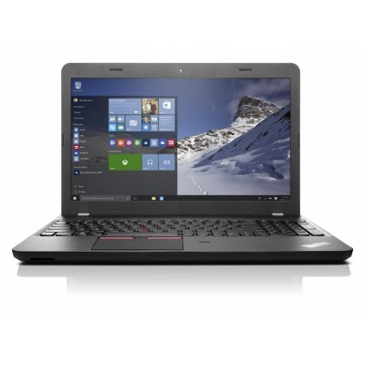 "ThinkPad E560 15.6"" HD/i3-6100U/4GB/500GB/HD/DVD/B/F/Win 7 Pro + 10 Pro"