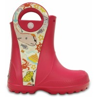 Crocs Handle It Sea Life Rain Boot
