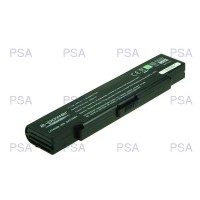 2-Power baterie pro SONY Vaio VGN-S Series, PCG-6C1N, PCG-6P1L, PCG-6P1P, PCG-6P2L,PCG-792L11,1 V, 4600mAh, 6 cells