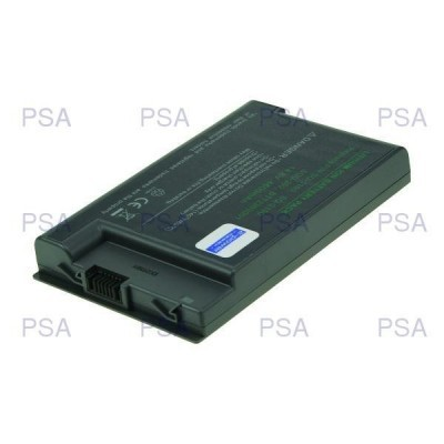 2-Power baterie pro ACER TM650, TM660, TM800, Li-ion, (8cell) 4600 mAh, 14.8 V