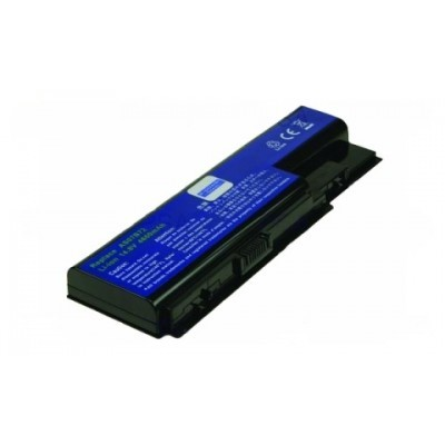 2-Power baterie pro ACER Aspire52/53/55/57/59/65/69/72/75/77/87/89/Extensa 72/76/TM 72/75/77 series, Li-ion(8cell),5200 mAh,14.8 V