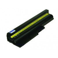 2-Power baterie pro IBM/LENOVO ThinkPad R500/R60/R61/T500/T60/T61series/W500  Li-ion (9cell), 10.8V, 6600mAh