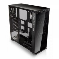 Midi ATX skříň In Win 805C Black gaming