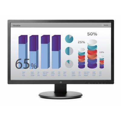 "HP V243 24"" LED 1920x1080/250/1000:1/VDA/DVI/5ms"