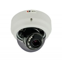 ACTi B63,Z.Dome,2M,ID,f3-9mm,PoE/DC,WDR,IR
