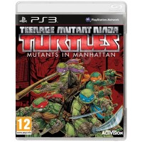 PS3 - Teenage Mutant Ninja Turtles (2016)