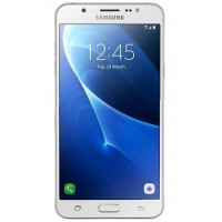 Samsung Galaxy J7 2016, White Single SIM