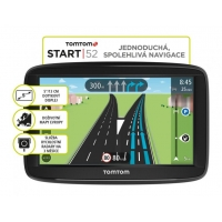 TomTom START 52 Europe LIFETIME mapy