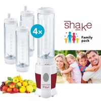 Mixér smoothie maker Concept SM 3354 - Family pack 4 láhve