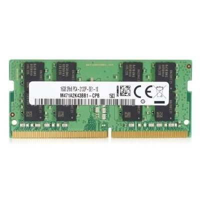HP 4GB DDR4 - 2133 MHz  Memory