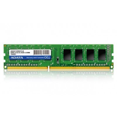 16GB DDR4-2133MHz ADATA CL15, kit 2x8GB