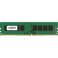 8GB DDR4-2400 MHz Crucial CL17 DRx8