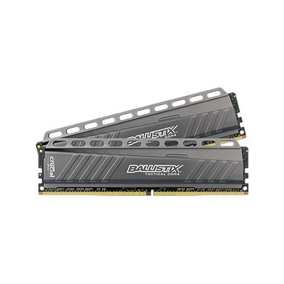 16GB DDR4-2666MHz Crucial Ballistix Tactical CL16 DRx8, kit 2x8GB