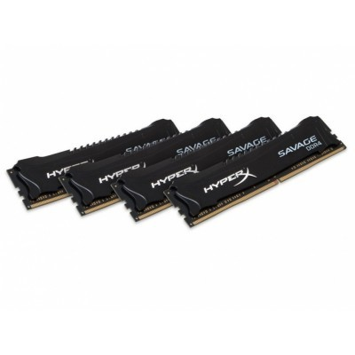 64GB DDR4 2400MHz CL14 XMP HyperX Savage Bl. 4x16G
