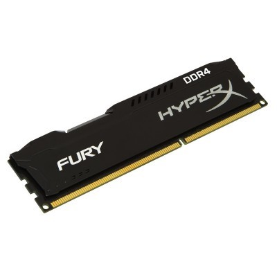 16GB DDR4 2400MHZ CL15 HyperX FURY, kit 4x4GB