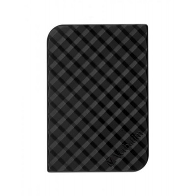 "VERBATIM HDD 2.5"", Gen2 750GB, USB 3.0 Black"