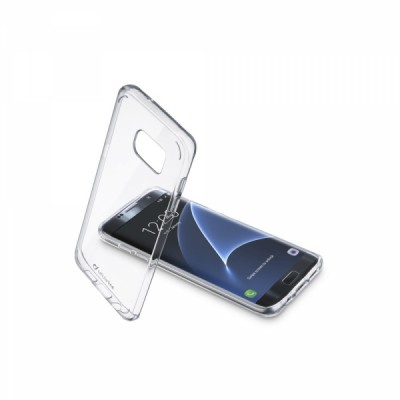 Zadní kryt Cellularline CLEAR DUO pro Samsung Galaxy S7 EDGE