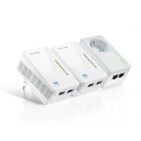 TP-Link TL-WPA4226TKit 500Mbps Powerl. Extend.Kit