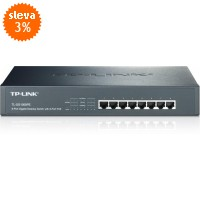 TP-Link TL-SG1008PE 8x Gigabit PoE+ Switch