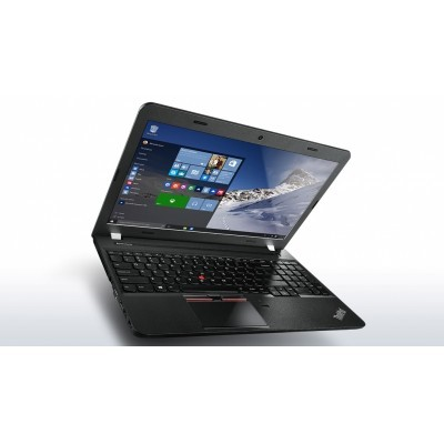 "ThinkPad E560 15.6"" IPS FHD/i5-6200U/500GB+8GB SSHD/4GB/DVD/HD/F/Win 10 Home"
