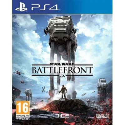 Electronic Arts PS4 hra STAR WARS Battlefront