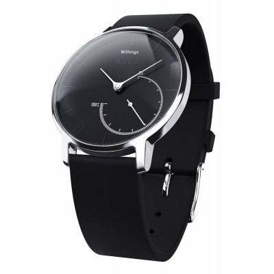 Smart watch Withings Activité Steel - černé