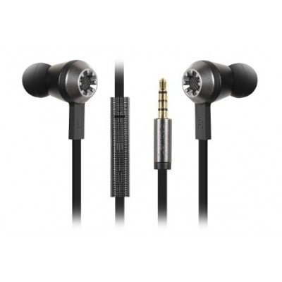 Lenovo 500 Extra-bass In-ear headphone grey