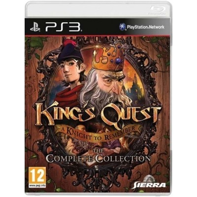 PS3 - King's Quest: Complete Collection -od Q4 16