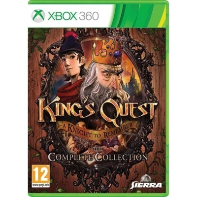 X360 - King's Quest: Complete Collection -od Q4 16