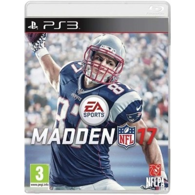 PS3 - MADDEN NFL 17