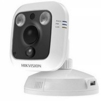 Hikvision DS-2CD2C10F-IW(4mm)1M,ID,PoE/DC,WDR,IR