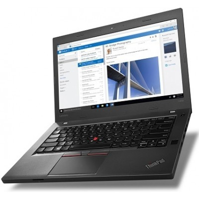 "ThinkPad T460 14"" FHD Touch/i7-6600U/32GB/512GB SSD/HD/4G LTE/WiGig/F/Win 10 Pro"