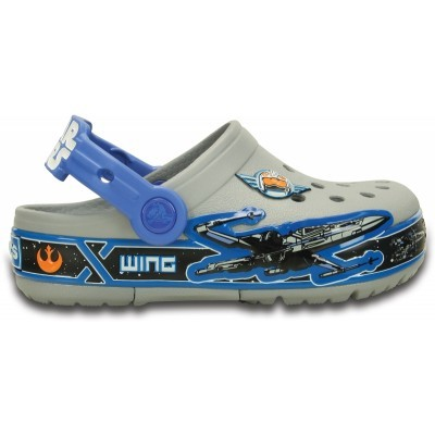 Crocs Lights Star Wars™ X-Wing™ Clog - Multi, C11 (28-29)