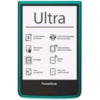 E-book POCKETBOOK 650 Ultra Emerald + 100knih ZDARMA