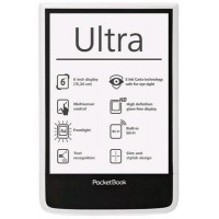 E-book POCKETBOOK 650 Ultra White + 100knih ZDARMA