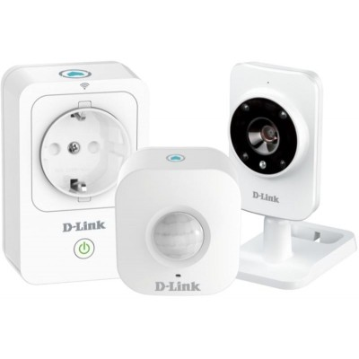 D-Link mydlink Home SMART Home HD Starter Kit (DCH-100KT/E)