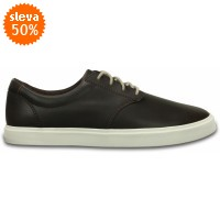 Crocs CitiLane Leather Lace-up