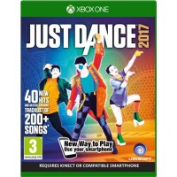 XONE - Just Dance 2017 Unlimited