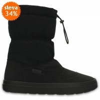 Crocs LodgePoint Pull-On Boot Nylon