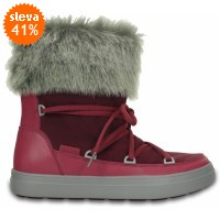 Crocs LodgePoint Lace Boot Nylon