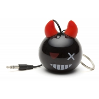 Přenosný reproduktor KitSound Mini Buddy Devil Bomb