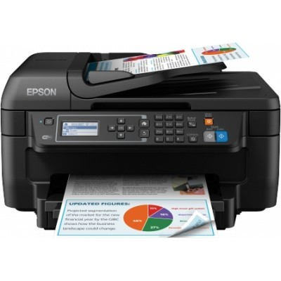 EPSON WorkForce WF-2750DWF,4800x1200 dpi,33/20 ppm