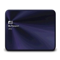 "Ext. HDD 2.5"" WD My Passport Ultra Metal 4TB modrý"