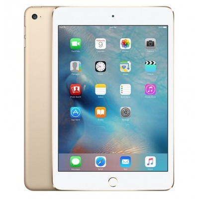 Apple iPad Mini 4 Wi-Fi, 32GB - zlatý